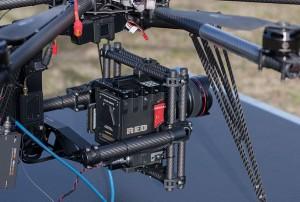 cadrage drone nacelle 3 axes