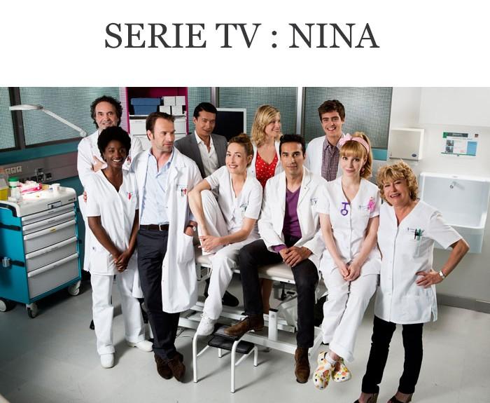 UFLY Drones - Série TV - Nina