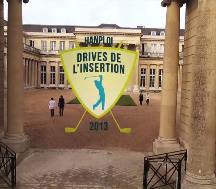 UFLY Drones - Evénement golf - Drives de l'insertion - Rochefort en Yvelines