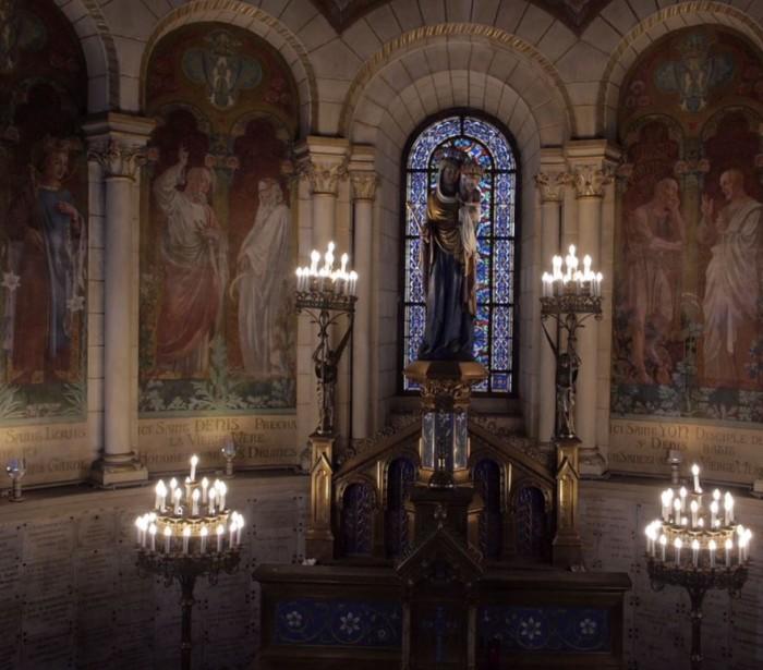 UFLY Drones - Basilique de Longpont sur orge - église - cathédrale - 91