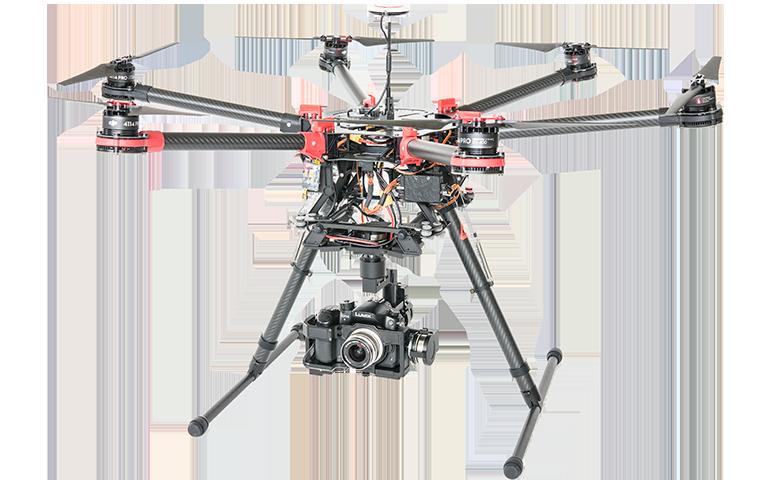 Drone DJI - S900