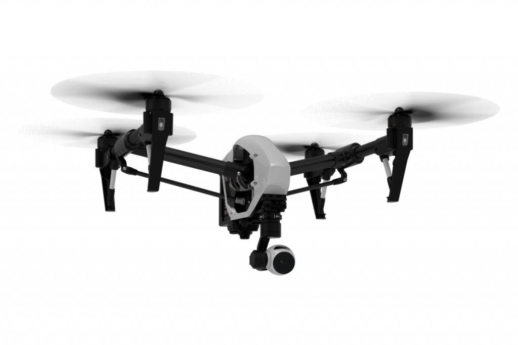 Drone DJI - Inspire 1