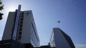 UFLY Drones - Serie TV par drone - tounage Nina - France 2 - 8