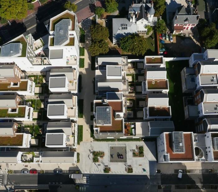 UFLY drones - photo architecture drone Nanterre -1 vignette