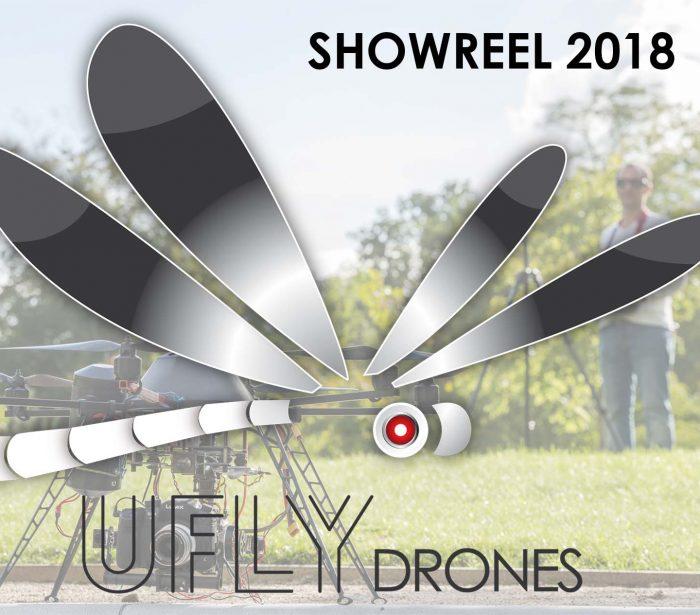 Showreel UFLY Drones 2018