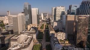 UFLY Drones - La Défense - Tour Majunga 1