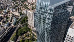 UFLY Drones - La Défense - Tour Majunga 3