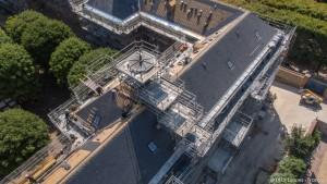UFLY Drones - Suivi de chantier Tubesca Comabi 1