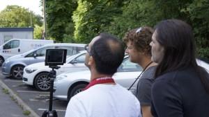 UFLY Drones - Serie TV par drone - tounage Nina - France 2 - 9