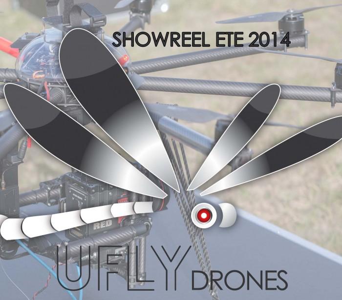 UFLY Drones - Showreel été 2014