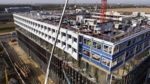UFLY Drones - Suivi de chantier Saclay - Bouygues - Centre R&D EDF - P1040228