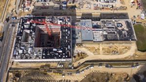 UFLY Drones - Suivi de chantier Saclay - Bouygues - Centre R&D EDF - P1040239