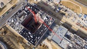 UFLY Drones - Suivi de chantier Saclay - Bouygues - Centre R&D EDF - P1040242