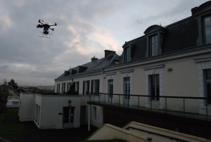 UFLY Drones - Thermographie par drone