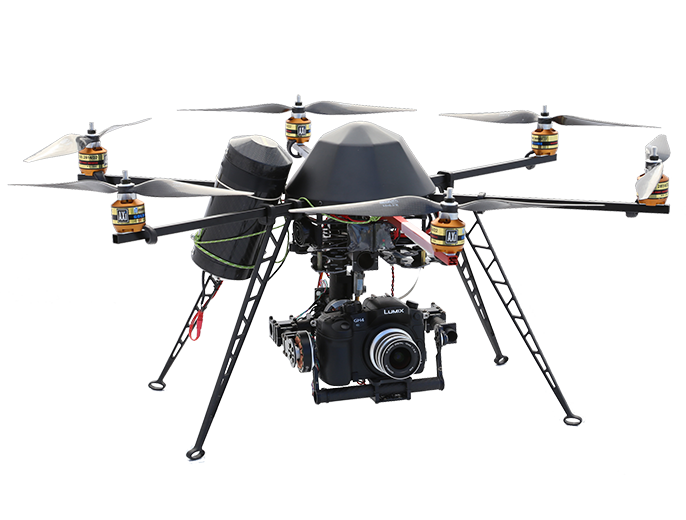 Drone HexaCopter