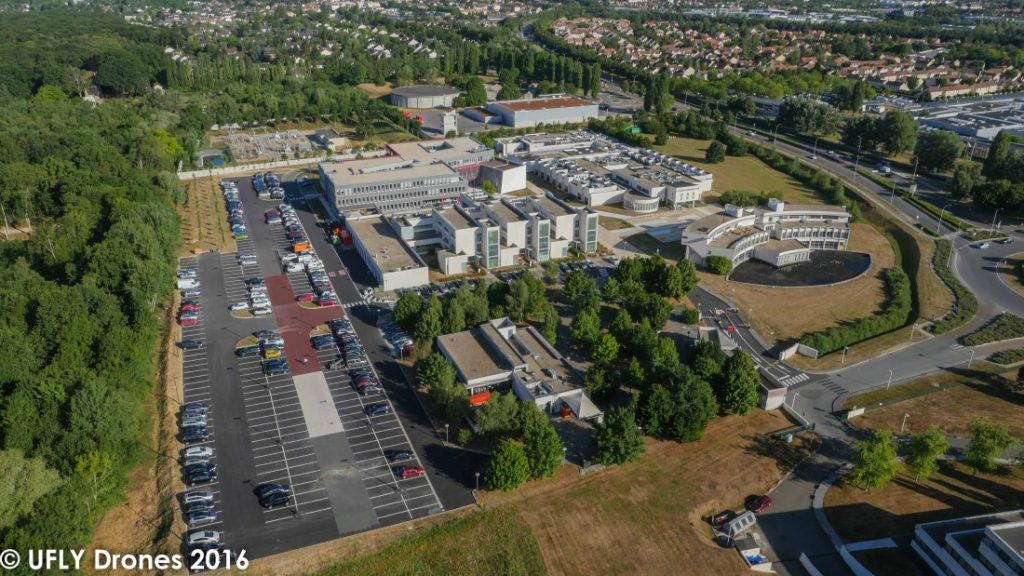 UFLY Drone - photo Siege Colas IDFN-1070168