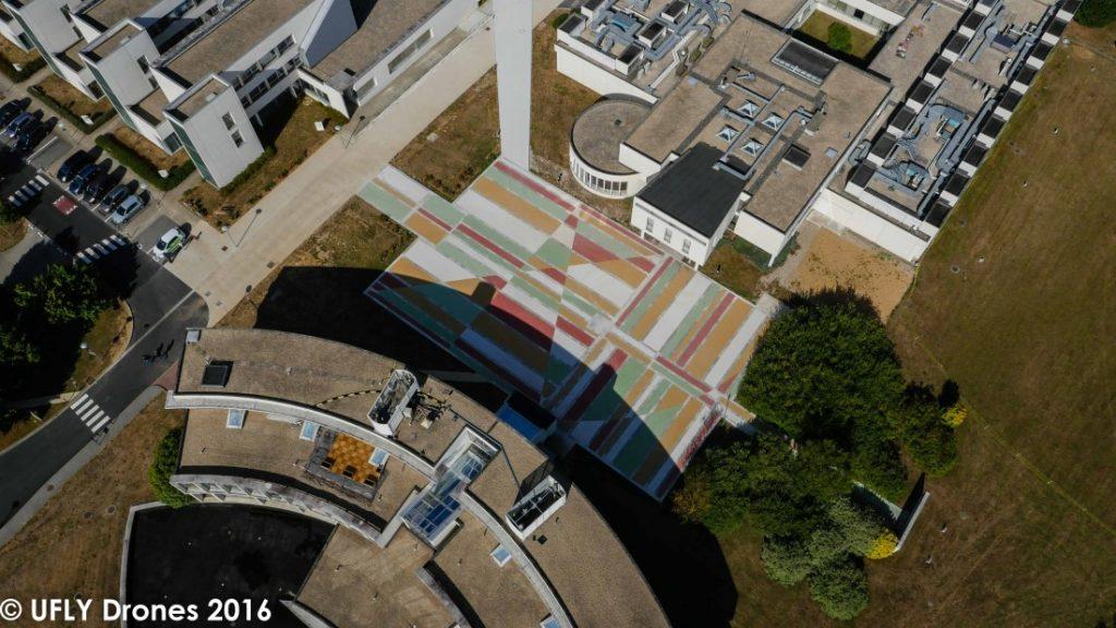 UFLY Drone - photo Siege Colas IDFN-1070244