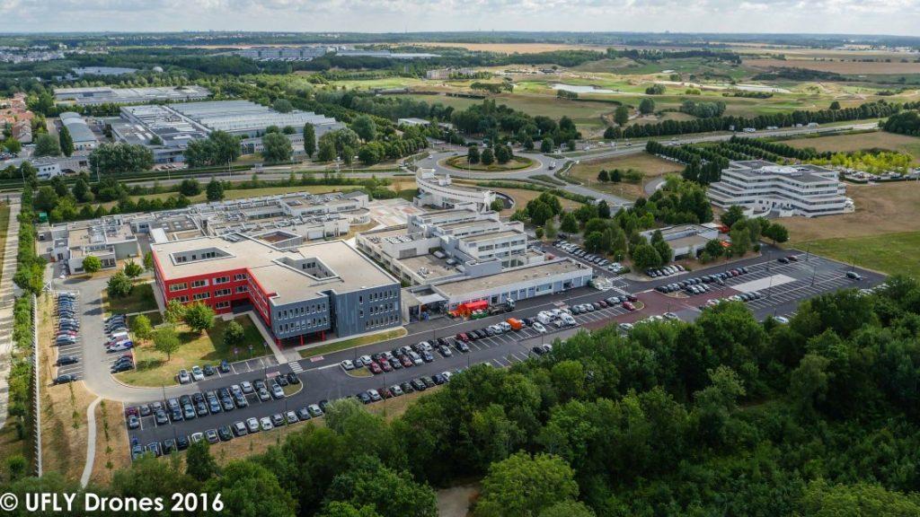 UFLY Drone - photo Siege Colas IDFN-1070260
