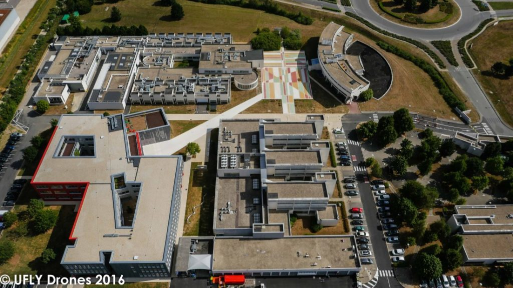 UFLY Drone - photo Siege Colas IDFN-1070270