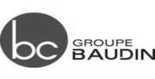 logo Baudin chateauneuf